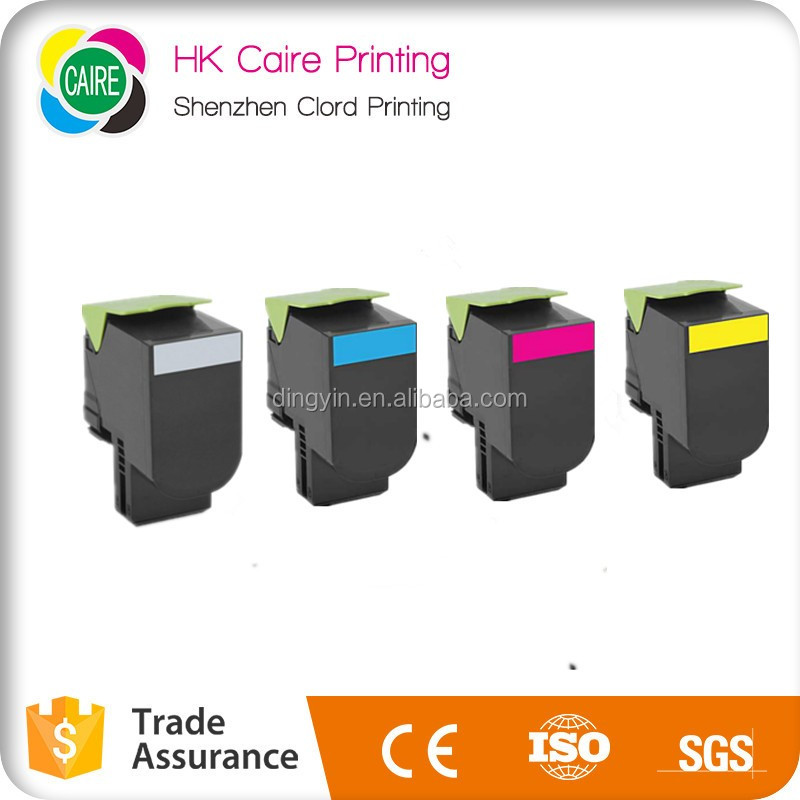 Compatible toner cartridge for lexmark CS310 CS410 CS510