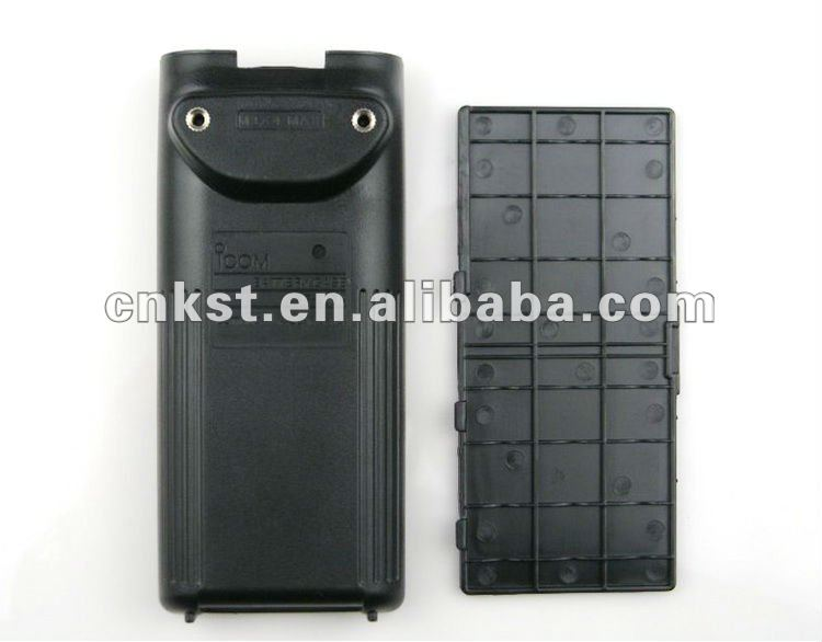 BP-208N AA Battery Case for IC-V8,V82 Two Way Radio