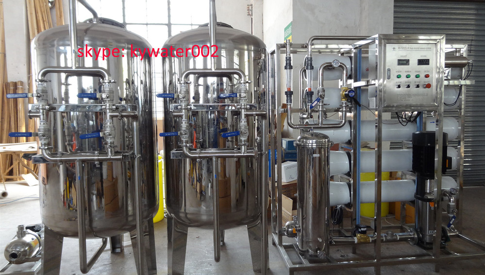 Factory Price 500l H Pure Drinking Water Ro Water