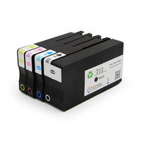 Ocinkjet Best Sale For HP 711 Ink Cartridge Full With Ink For HP T120 T520