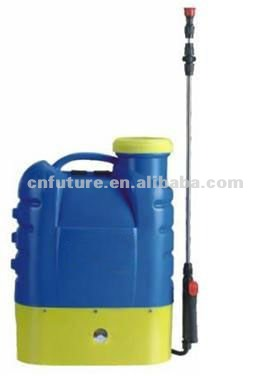 knapsack battery powered sprayer