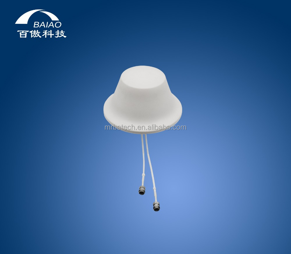 Outdoor Wide Band MIMO Omni Directional 4G Antenna <strong>GSM</strong> 4G LTE Antenna or WIFI Frequency