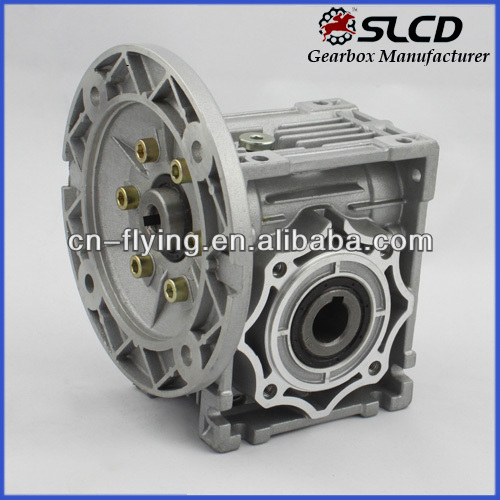 parallel shaft helical gearbox for kids t shirts machine