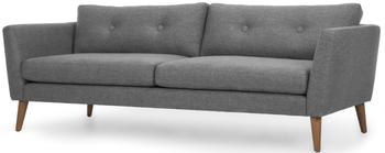 divano roma furniture mid century modern style sofa 3 seater - buy