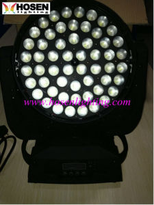 Hot selling !! 56x10W 4 in 1 ZOOM LED Moving Head wash