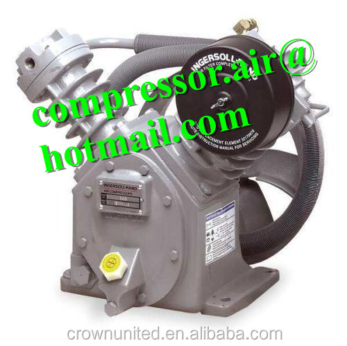 Ingersoll Rand 2475 Two Stage Pump Bare Air End Buy Ingersoll Rand 2475 Two Stage Pump Bare Air End Ingersoll Rand Two Stage Pump Model 15t Bare