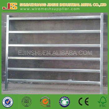 Metal Livestock Portable Steel Tube Corral Fencing Panels