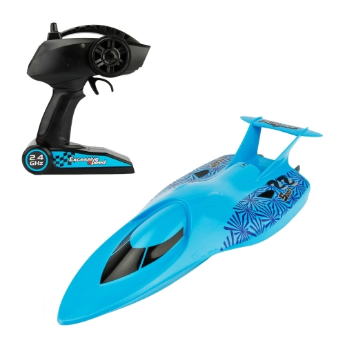 Toys and Hobbies 4-Channel 2.4Ghz Radio Control Toy Racing Boat RC Speed Boat Speedboat toys for kids