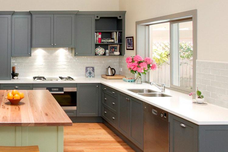 Ritz pintado a Mano muebles de cocina muebles de cocinaCocinas