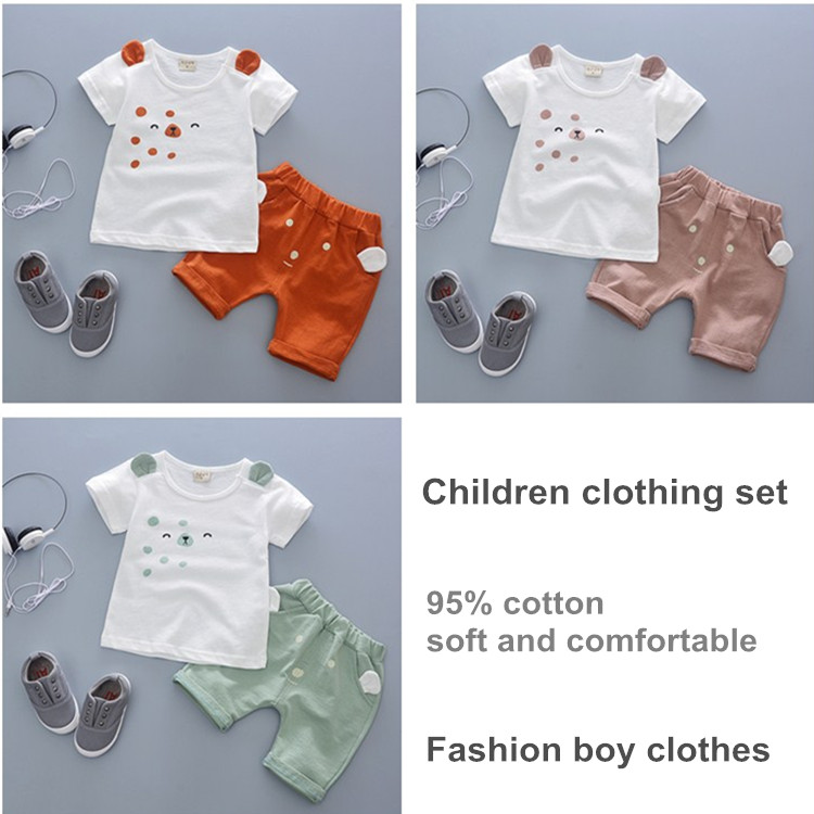 SS-824B indian clothing wholesale top 100 baby boy names image two pieces toddler boy clothes set