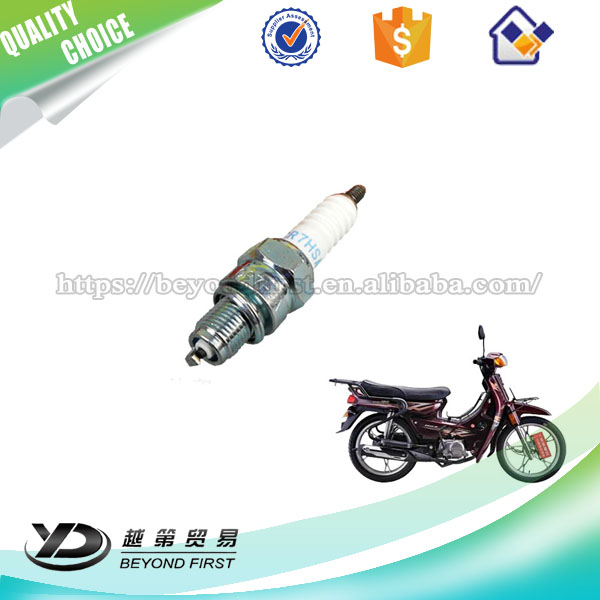 90cc Motorcycle Engine Parts Ignition Heater Spark Plugs