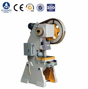 Experienced asia factory tilting power press machine parts