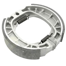 China factory lifan motorcycle parts motorcycle brake shoe