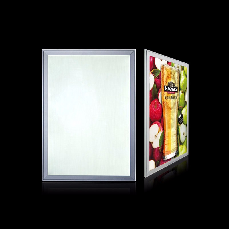 Aluminium Led Display Fotografie lichtbak