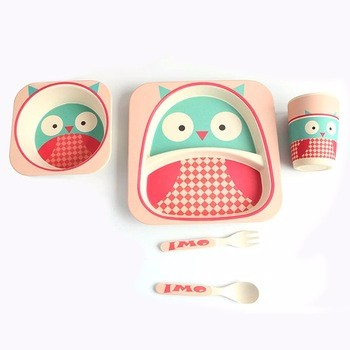 Camping Bamboo Lunchbox For Kids For Family Bamboo Fibre Kids Eco