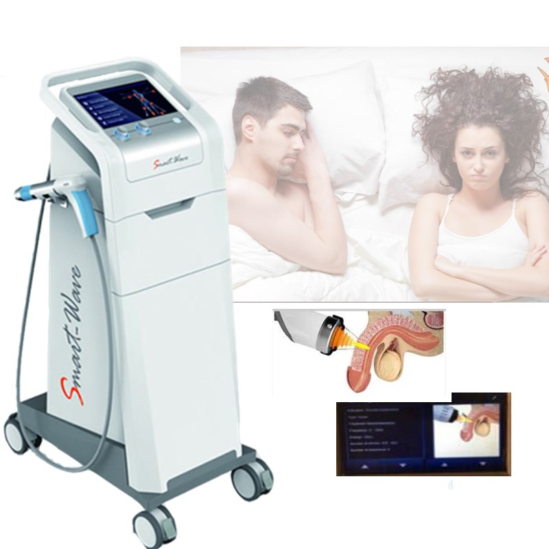shock wave therapy equipment for ed erectile dysfunction