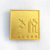 Best selling cheap products custom die casting gold plated metal lapel pin