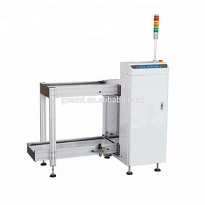 Professional SMT Automatic PCB Loader Unloader to work with SMT Magazine Rack