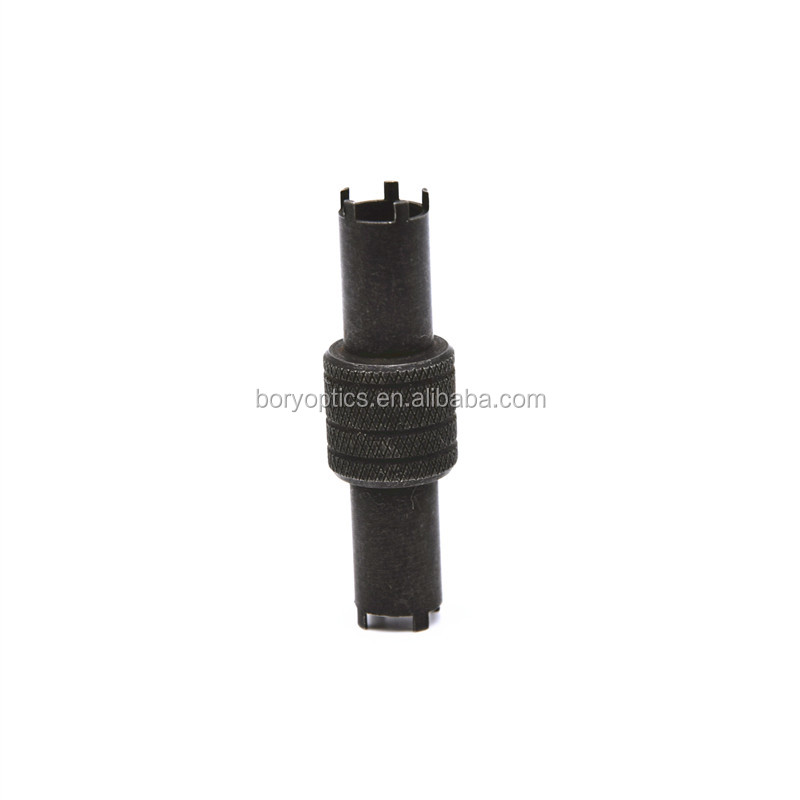 Tactical AR15 M16 Rifle A1 A2 Front Sight Adjustment Tool Adjustment Tool for 4-Prong 5-Prong Sight Post A1 A2