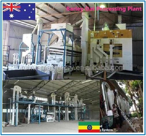 Cotton Carob Palm Cleaning Line (European Standard)