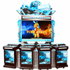 Most Popular Fire Kirin II Thunder Dragon Redemption Ticket fish hunter gambling game machine
