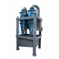 Professional Manufacturer Sand Wash Equipment Liquid Cyclone Separator Hydrocyclone Hydrocyclone For Sale