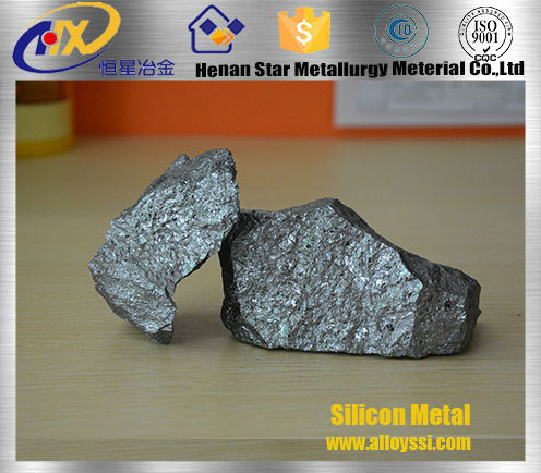 China metallurgical grade silicon metal 553 Factory Price