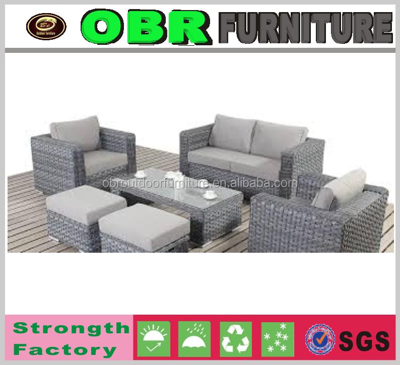 pas cher rotin canap ensemble fantaisie mobilier d 39 ext rieur canap en osier rotin id de. Black Bedroom Furniture Sets. Home Design Ideas