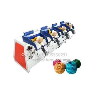 agriculture poly twine ball winder machine thread ball winding machine