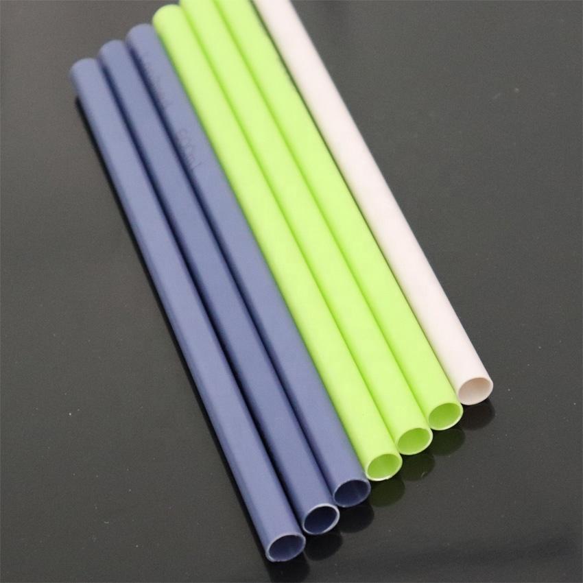 Пластиковые трубки для декора фото