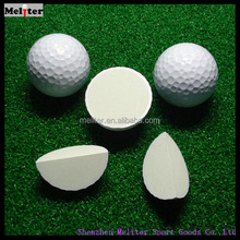 Two piece unique Golf Accessories Golf ball and Golf tee