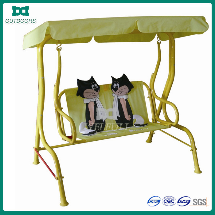 Real Show, Portable Swing Chair Outdoor Hanging Kids Patio Swing Chair