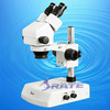 TXB1-D3 7X-45X Top and Bottom Light Source Stereo Zoom Microscope Fabric Inspection fabric