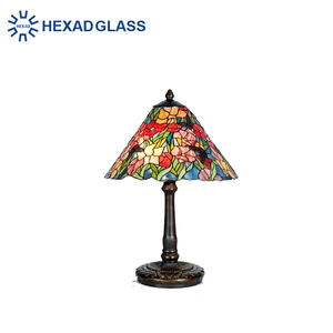 HEXAD Tiffany style stained glass hanging lamp HTL111