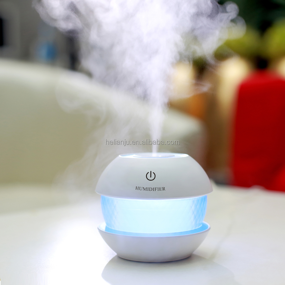 Factory Price Outdoor Travel USB Humidifier/Mini Size Essential Oil Aroma Diffuser 150ml Air Humidifier