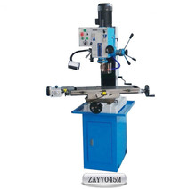 UNIVERSAL VERTICAL SMALL DRILLING MILLING MACHINE ZY7045M