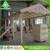 Cheap Price Prefab Wooden Carport/2 Car Wooden Carport For ...