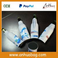 OEM Neoprene Single Beer Bottle Cooler