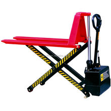 Electric Hydraulic High Lift Pallet Truck