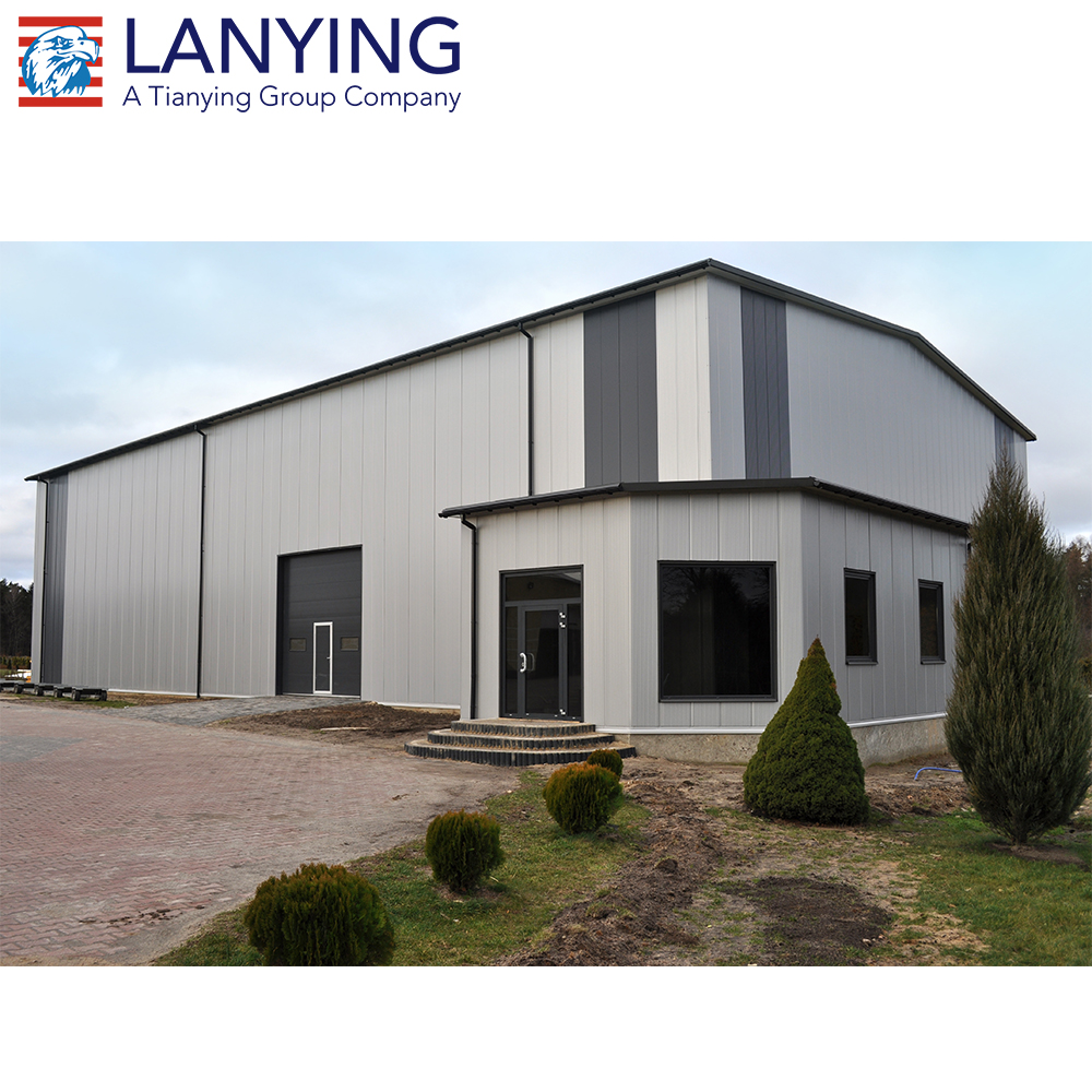 prefabricated industrial steel structure building shed prefab warehouse homes