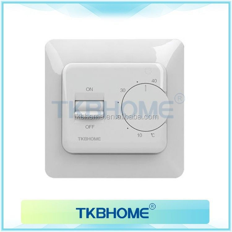 Energy Saving Electronic Thermostat Switch For Heating
