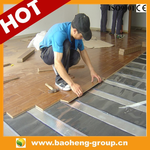 SHANGHAI BAOHENG FAR INFRARED ELECTRIC CARBON FILM UNDERFLOOR <strong>HEATING</strong>