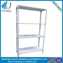 Large storage space storage rack angle iron rack