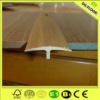 Laminate Flooring Transition Strips Pvc T Moulding View Laminate Flooring Transition Strips D G Floor Product Details From Changzhou Dege Decorative