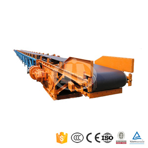 2013product rubber band conveyor belt for mining industry from Henan