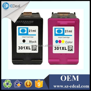 for hp 301 ink cartridge with ink