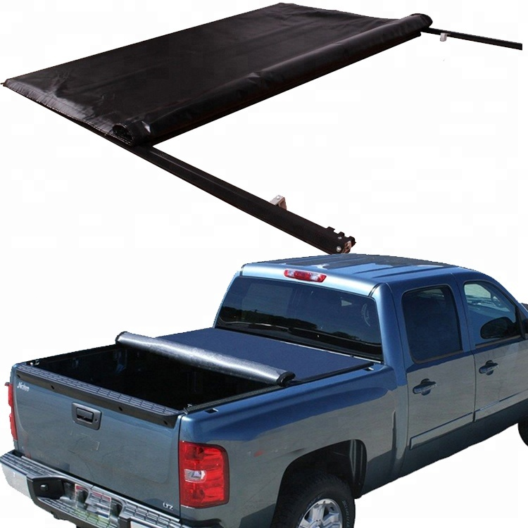 Pvc Vinyl Soft Roll Up Truck Bed Cover Folding Tonneau Cover For Ranger T6 T7 All Size Available Buy Tonneau Cover For Ranger Ranger Truck Bed Cover Tonneau Cover Product On Alibaba Com