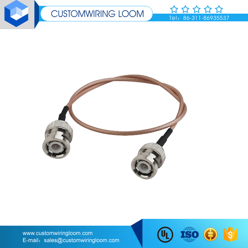 5d-2v coaxial cable with male and female