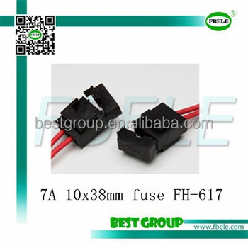 7a 10x38mm Fuse Fh-617