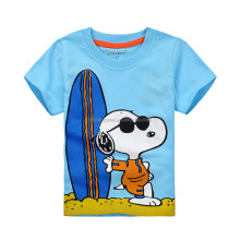 wholesale cotton printed kids boys t-shirts brand names